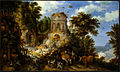 Savery, Roelant - Landscape with the Flight into Egypt - 1624.jpg