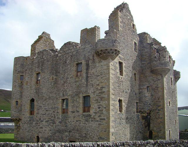 Château de Scalloway