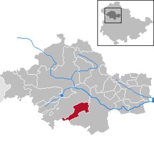 Schönstedt - Image: Schönstedt in UH