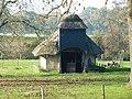 Schaapskooi met duiventil Kasteel Croy Aarle-Rixtel Monument 515758.jpg