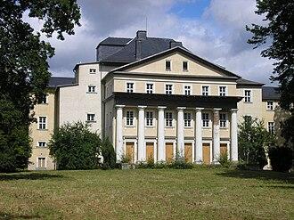 Saalburg-Ebersdorf - Ebersdorf Castle