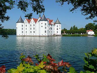 Anglia (peninsula) - Glücksburg Castle