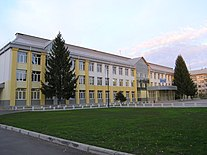 School 13 after reconstruction, Togliatti, Russia.JPG