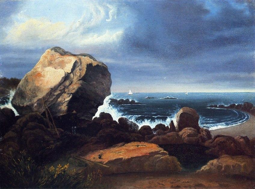 Scituate Beach Massachusetts Thomas Doughty.jpeg