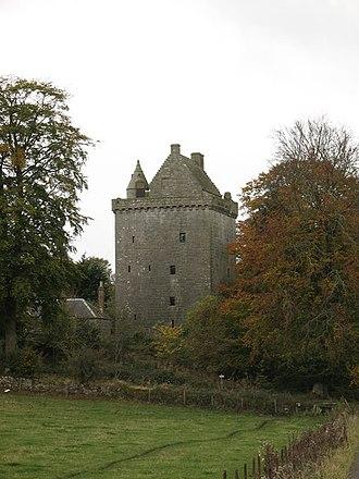 Hill of Tarvit - Scotstarvit tower