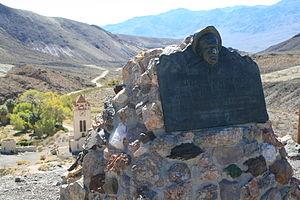 Walter E. Scott - Image: Scotty's grave