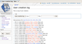 Screenshot User creation log Βικιβιβλία.png