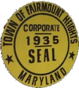 Seal of Fairmount Heights, Maryland.png