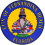 Seal of Fernandina Beach, Florida.png