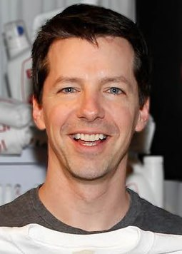 Hayes in 2010 Sean Hayes (portrait).jpg