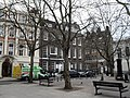 Seats in Queen Square - geograph.org.uk - 1657379.jpg