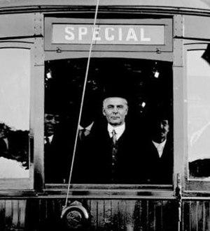 Seattle General Strike - Hanson, July 1, 1919