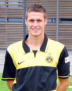 Sebastian Kehl - Kehl with Borussia Dortmund in 2007