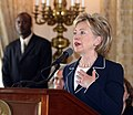 Secretary Clinton Speaks at National Palace in Haiti (3449868665).jpg