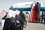 Secretary Kerry Deplanes in Riyadh (31570308062).jpg