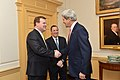 Secretary Kerry Shakes Hands With Canadian Foreign Minister Baird (11996986314).jpg