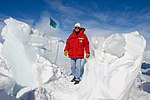 Secretary Kerry Walks Through the Zone Where ice Crashes Into Land Outside Scott Base, the New Zealand Research Station in Antarctic (30812441942).jpg