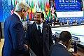 Secretary Kerry greets President Biya 2014.jpg
