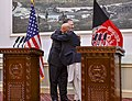 Secretary Pompeo Participates in Joint Press Conference With Afghanistan President (42590875984).jpg