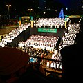 Seirei junior and senior high school students sang Christmas Carol in Hisaya-odori Park - 2.jpg
