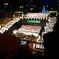 Seirei junior and senior high school students sang Christmas Carol in Hisaya-odori Park - 2.jpg