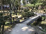 Sekisenkyo Bridge in Shukkei Garden.jpg