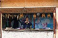 Selling dried fish near Tokmok, Kazakhstan.jpg