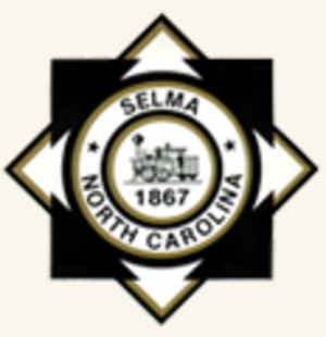 Selma, North Carolina - Image: Selma nc seal
