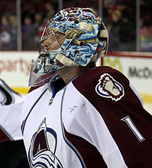 Description de l'image Semyon Varlamov - Colorado Avalanche.jpg.