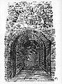 Senlis (60), vestiges de la poterne Aiguillère, Com. Arch. 1880, p. 159.jpg