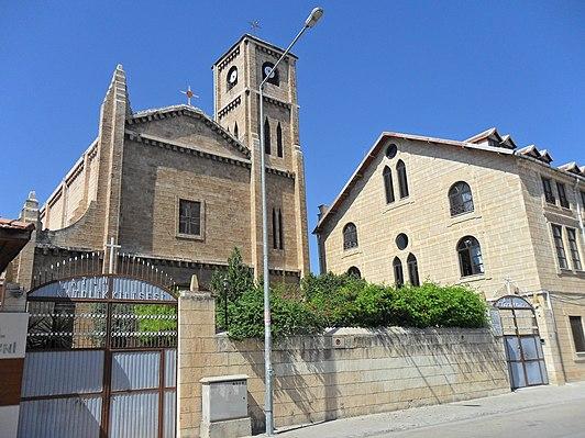 Church of St. Anthony, Mersin