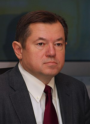 Russian legislative election, 2003 - Image: Sergey Glazyev RN MOW 04 2011