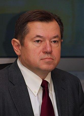 2004 Russian presidential election - Image: Sergey Glazyev RN MOW 04 2011