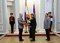 Sergey Shoigu, Andrey Kartapolov, Anatoly Sidorov (2015-11-23) 03.jpg