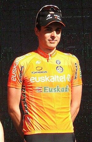 Sergio De Lis - Sergio de Lis at the 2009 Tour Down Under