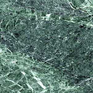 Népouite - Polished serpentine, from the Oberlystal, Val d'Aosta, sold as Gressoney. Used at the United Nations building in New York.