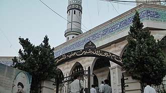 Al-Nabi Shayth - Prophet Seth Shrine in Al-Nabi Shayth
