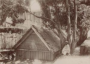 Andrianjaka - Andrianjaka's tomb