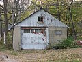 Seventh Street West 1123 garage, Bloomington West Side HD.jpg