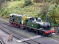 Severn Valley Railway - shunting the yard (geograph 4746390).jpg