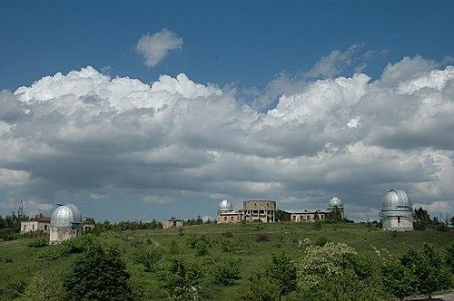 Shamakhi observatory