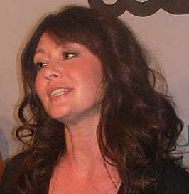 Shannen Doherty in 2008.