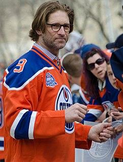 Shayne Corson Canadian hockey player