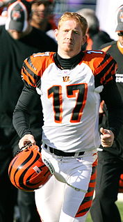 Shayne Graham Player of American football