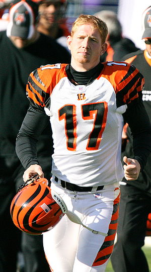 Shayne Graham - Graham with the Bengals in 2006