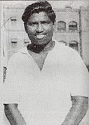 Sheoo Mewalal (some mistakenly pronounce Sahu) played for India in the 1950s.