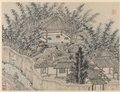 Shen Zhou - Twelve Views of Tiger Hill, Suzhou, Bamboo Pavilion, Tiger Hill - 1964.371.11 - Cleveland Museum of Art.tiff
