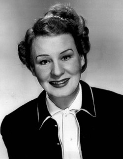 Shirley Booth 1950-ben