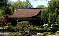 Japanese House and Garden (Shofuso)