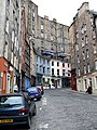 Shops on West Bow, Edinburgh - geograph.org.uk - 502445.jpg